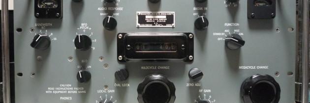 Collins R-390A