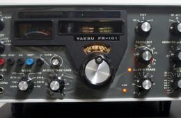 YAESU FR-101S