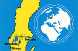 Radio Sweden (スエーデン)