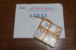 Voice of Vietnam Special QSL & Souvenir